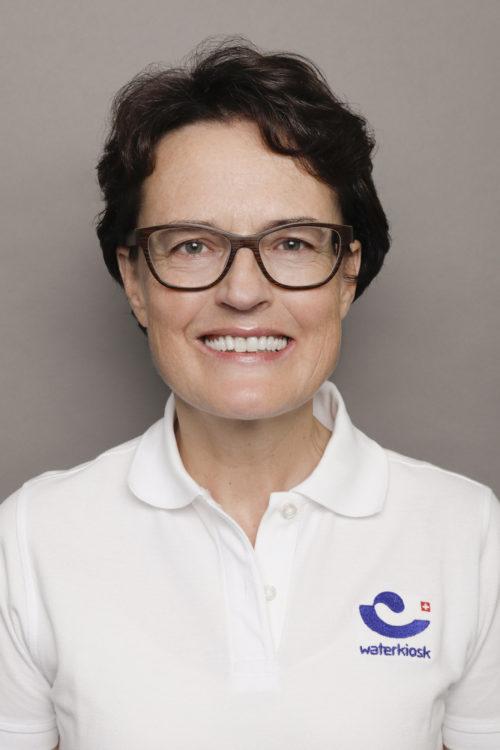 waterkiosk Antoinette Hunziker-Ebneter