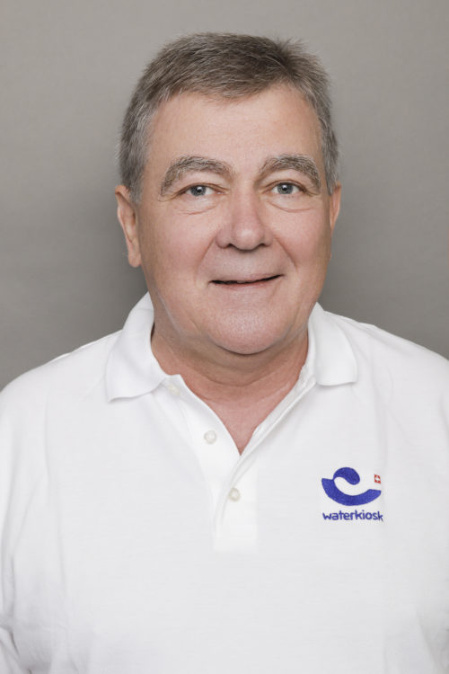 waterkiosk Philippe Crevoiserat