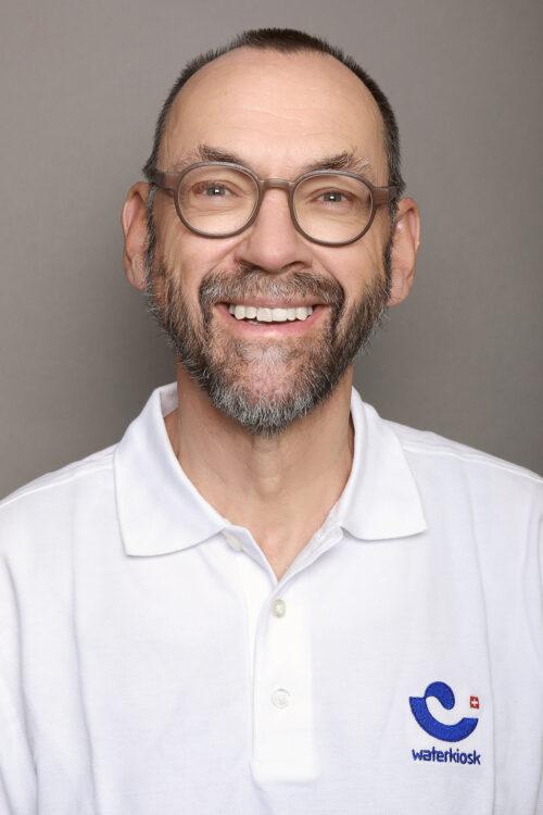waterkiosk Christopher Wellauer