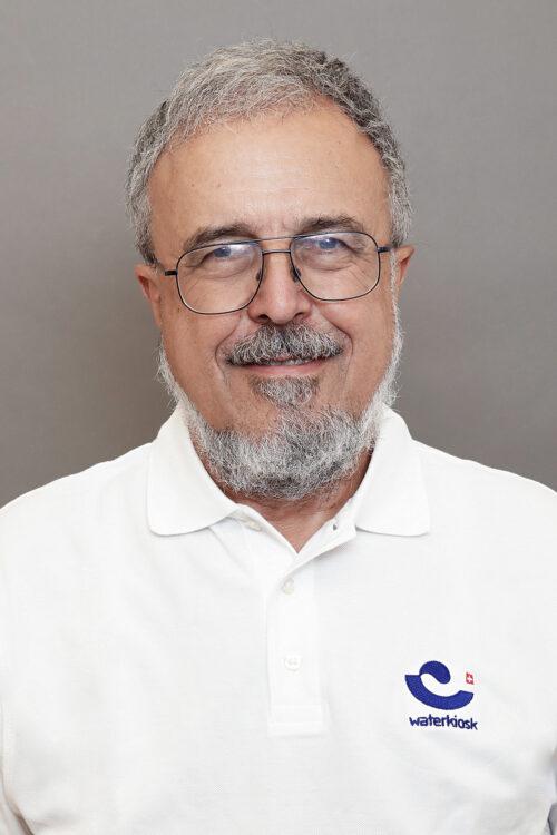 waterkiosk Thomas Vogel